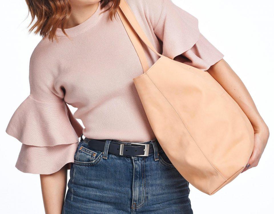handbag causing back pain